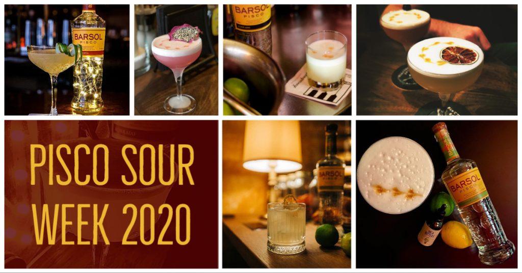 Pisco Sour Week 2020 Teilnehmer